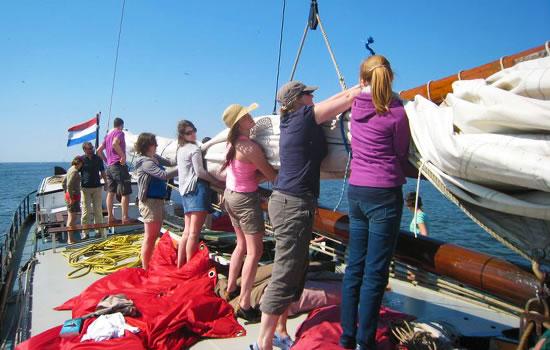 Segeln in Holland - Mitsegeln mit NAUTIC-TOURS