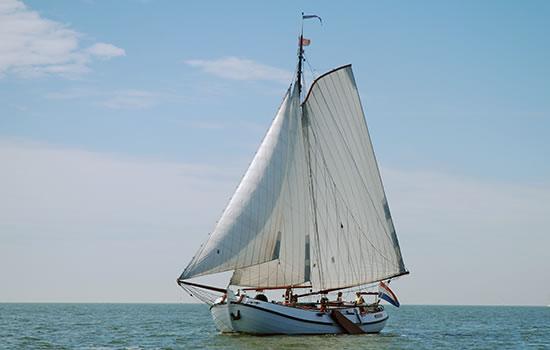 Plattbodenschiff Vrouwe Franciska