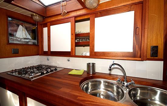 Küche - Pantry