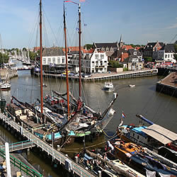 Alter Hafen Harlingen